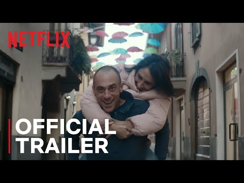 The Man Without Gravity | Official Trailer | Netflix