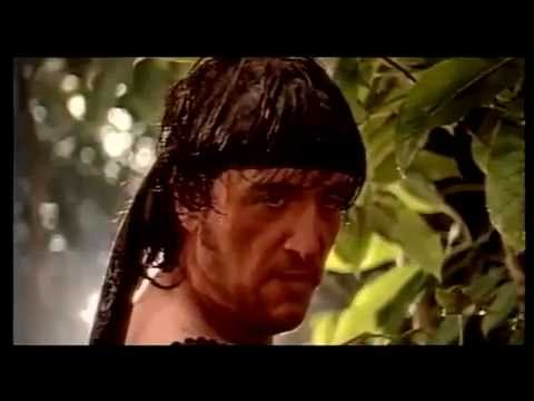 Rambo 1985 unleashed clip inédit !!