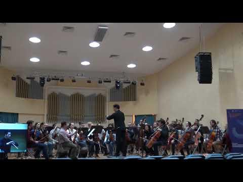Оперно-симфоническое дирижирование I тур