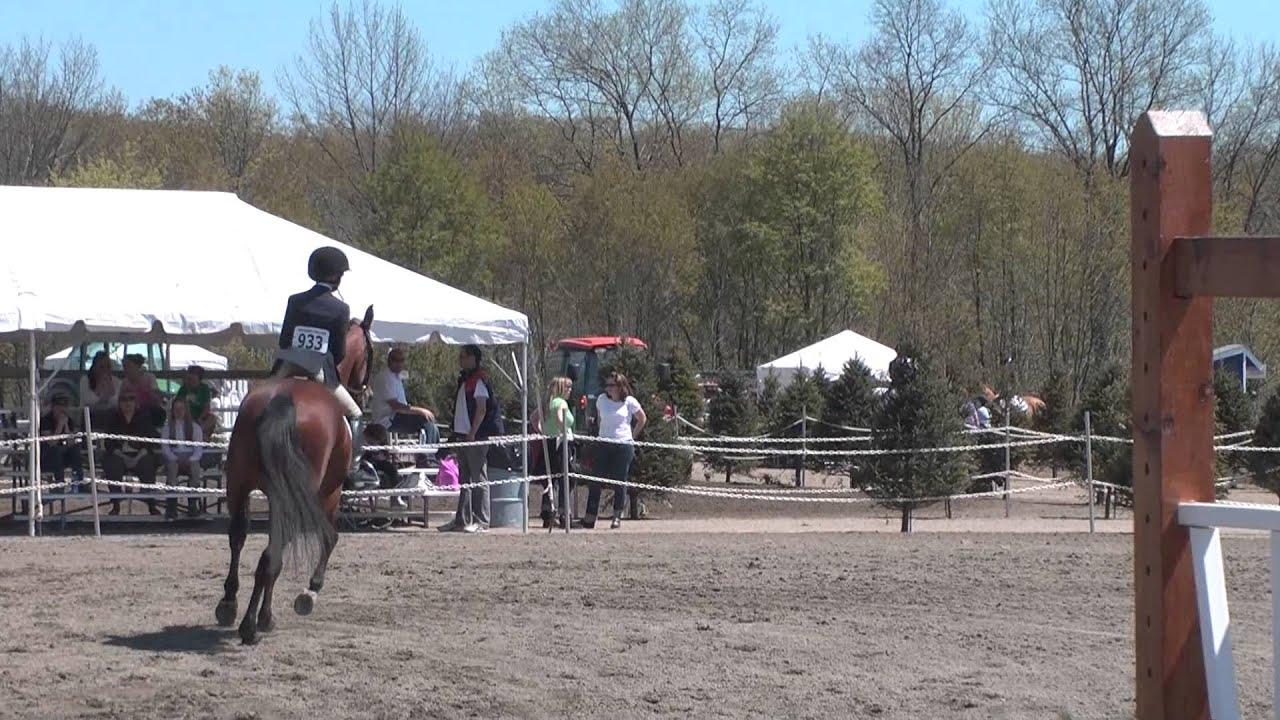 Samantha weinerman on superstarr garden state horse show 2013 youtube for Watch garden state online free