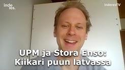 UPM ja Stora Enso: Kiikari puun latvassa