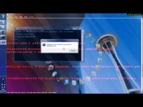 Solucion a Run-time error 339 (MSWINSCK.OCX) En retros