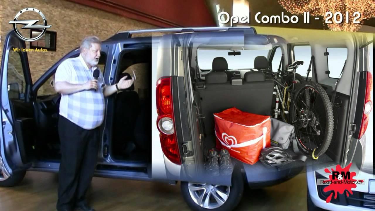 Opel Combo 2012 F Youtube