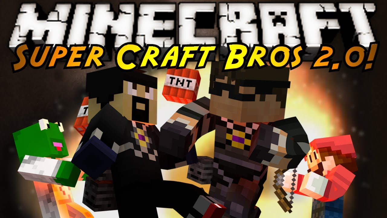 super craft bros server what server does skydoesminecraft play craft bros on 5525