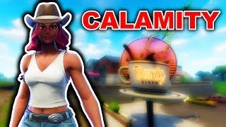6 KILL SOLO GAME avec CALAMITY SKIN !! FORTNITE SAISON 6 PS4 GAMEPLAY