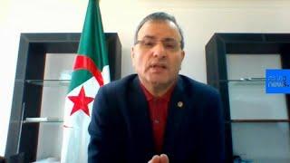 الجزائر: ماذا قال المرشح علي غديري عن المظاهرات والإسلام السياسي والتسريب الصوتي ؟…