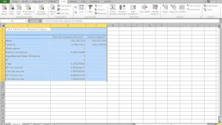 How to Run a Paired Samples t-test in Excel