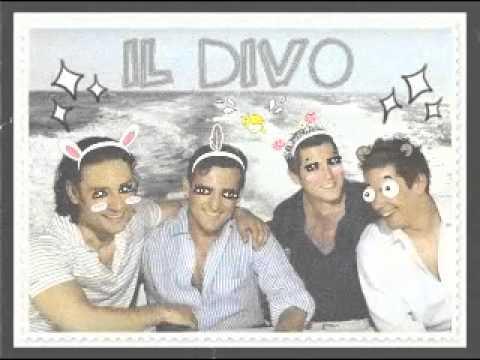 Il divo chipmunk version regresa a m unbreak my - Il divo translation ...
