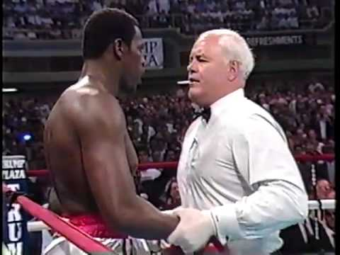 Carl Williams (boxer) Mike Tyson vs Carl Williams 1 YouTube