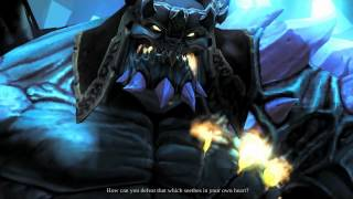 Darksiders 2 Story Cutscene - The Well of Souls