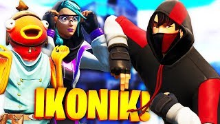 They ARE BURLAN of Me for NOT Having SKIN and I SHOW MY SKIN IKONIK in FORTNITE!.. 🔥😱