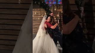 Венчание. Декабрь 2018