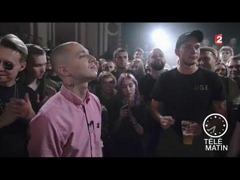 Echos du monde – Russie : une battle de rap qui fait du bruit