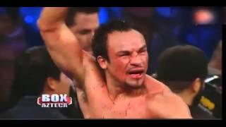 Marquez vs Paquiao 4  K.O TvAzteca