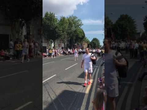 Shankill Protestant boys 12th July 2017