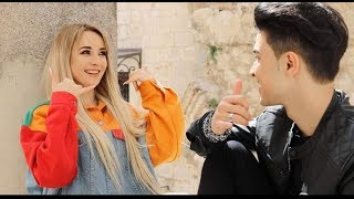 NIKOLINA PELAIĆ & DAVID RADOSAVLJEVIĆ - DAJ MI ZNAK (OFFICIAL VIDEO)