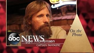 Oscar Nominations 2017: Viggo Mortensen on 'Captain Fantastic' Nod