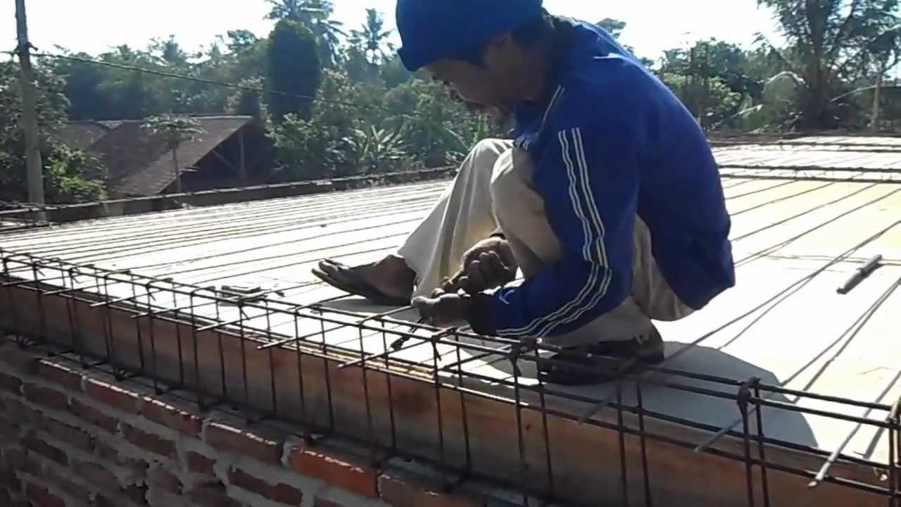PEMBANGUNAN MASJID ZAINI ARIFPasang Slup CorKang Donics