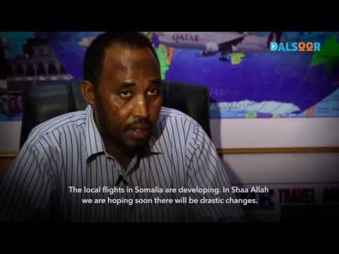 Dhibka socdaallada Soomaalida - Somalis' travel problem