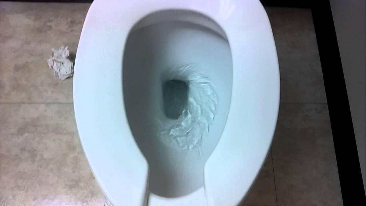 2012 American Standard Cadet 3 toilet - YouTube