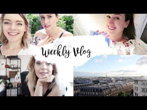 KRANK IN PARIS, ROOFTOP PARTY &  LEO IM FERNSEHEN I Consider Cologne Weekly Vlog
