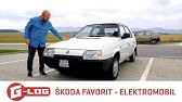 Škoda Favorit - Silvester s legendou a top momenty 2017 - G-LOG 01