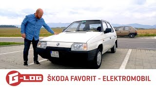 Škoda Favorit - Silvester s legendou a top momenty 2017 - G-LOG 01