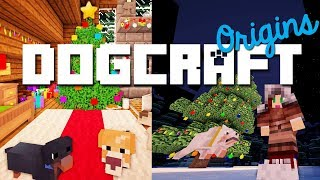 Happy Pawlidays! - Dogcraft Origins