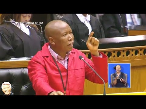 Julius Malema Warns The DA And Scores BIG With ANC