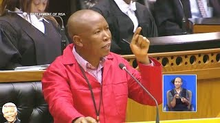 Julius Malema Warns The DA And Scores BIG With ANC