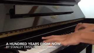 A Hundred Years From Now (Piano Cover of Clint Mansell