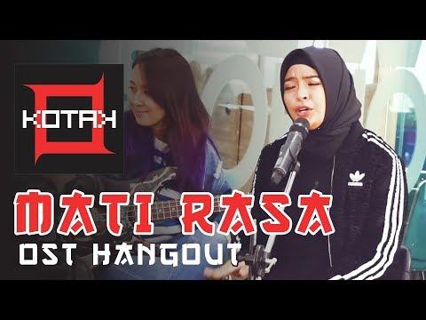 KOTAK - MATI RASA (OST.HANGOUT) LIVE AT DETIKCOM