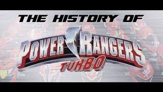 Power Rangers Turbo, Part 2 - History of Power Rangers