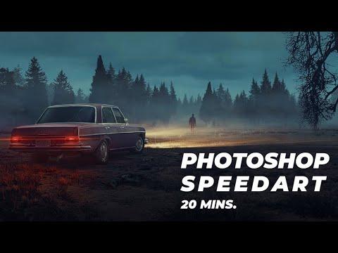Reckoning - Photoshop Speedart (Photomanipulation U0026 Composition)