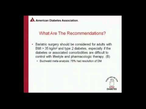 The American Diabetes Association Guidelines: Sue Kirkman, M.D.