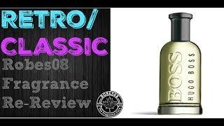 Boss Bottled by Hugo Boss Fragrance Re-Review (1998) | Retro Series