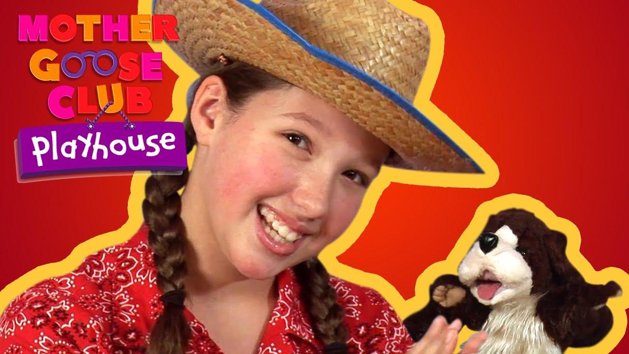 Bingo | Mother Goose Club  Playhouse Kids Video