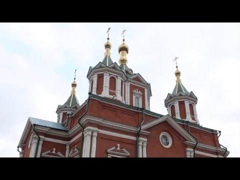 Действующий женский монастырь в Коломне