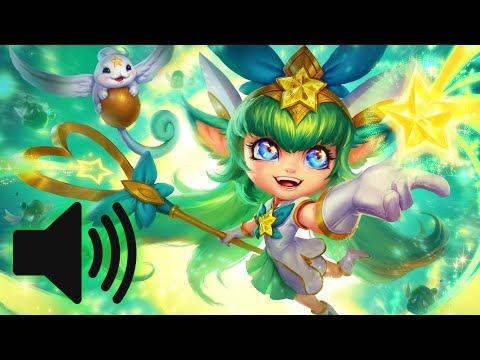 【Skin+】Star Guardian Lulu【Voicepack】