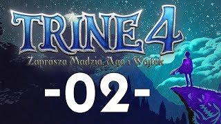 Trine 4: The Nightmare Prince #02 - Wrzosowiska Skalistych Wzgórz /w Wojtek i Guga