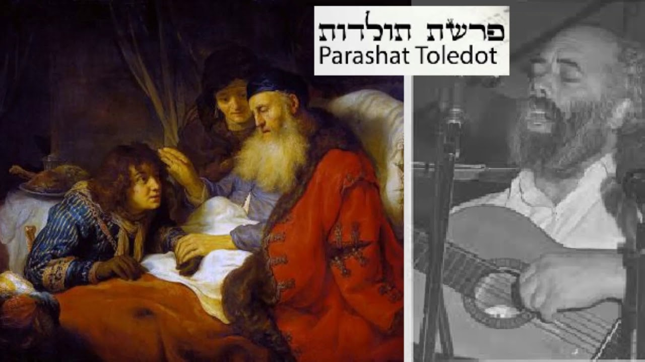 Parshas Toldot Inspirations