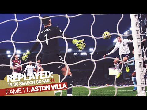 REPLAYED: Aston Villa 1-2 Liverpool | Robertson & Mane Seal Dramatic Late Win