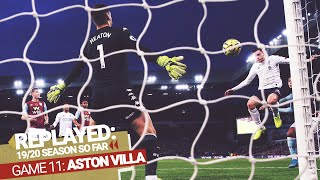 REPLAYED: Aston Villa 1-2 Liverpool | Robertson & Mane seal dramatic late win
