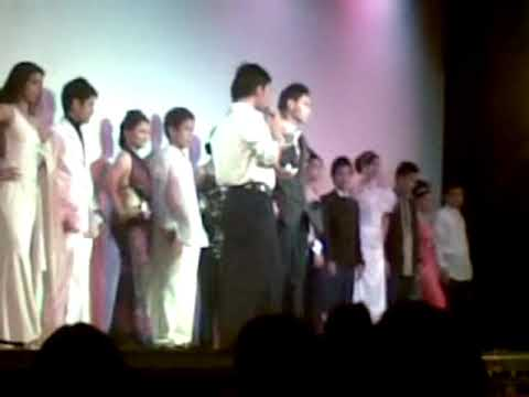 University of Makati- Mr Tourism 2009 Queation and Answer Portion