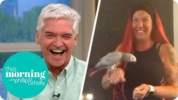 'Chanel, Chanel!' The Woman Who Lost Her Parrot And Became a Star | This Morning