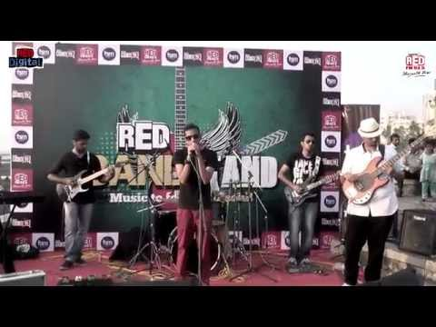 'Heal Me Again' by The Pickled Octopii at Red Bandstand Mumbai