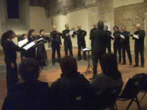 Palestrina, Vergine bella - Vocalia Consort, dir. L. Donati
