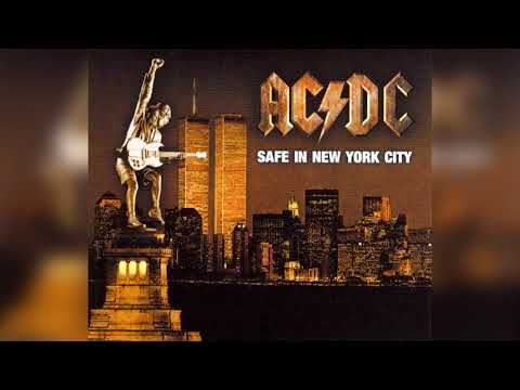 Safe In New York City (Español/Inglés) - AC/DC music