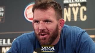Bellator NYC: Ryan Bader Would Love to Get Rematch Against Tito Ortiz