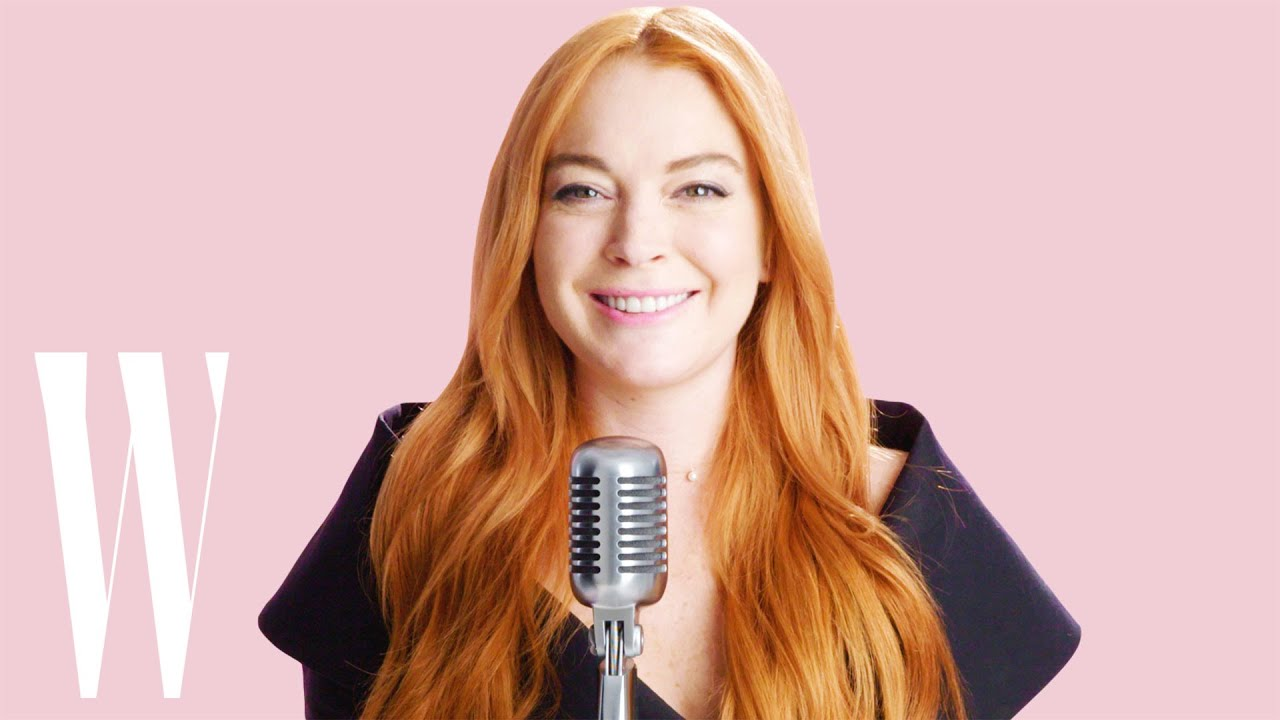 Lindsay Lohan Re enacts Her 8 Favorite Mean Girls Quotes   W     Lindsay Lohan Re enacts Her 8 Favorite Mean Girls Quotes   W Magazine